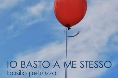 Io basto a me stesso, Basilio Petruzza. Dettaglio copertina.