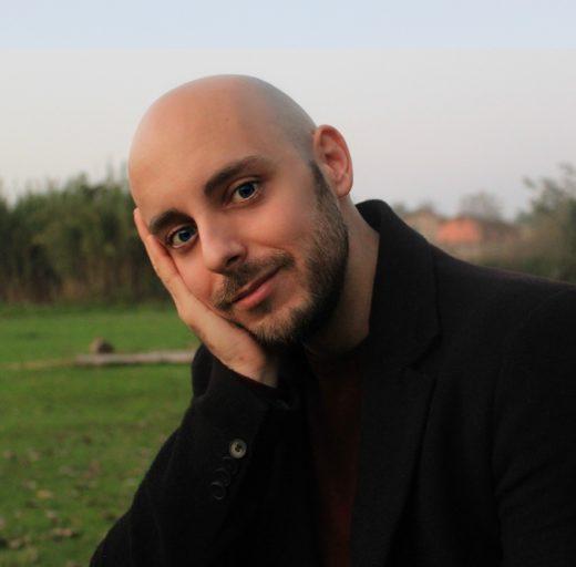 Basilio Petruzza, autore di Esistiamo per non perderci